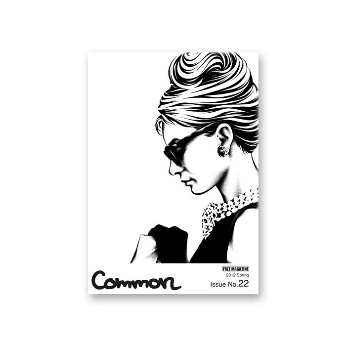 画像1: Common Issue No.22 / Free Magazine (1)