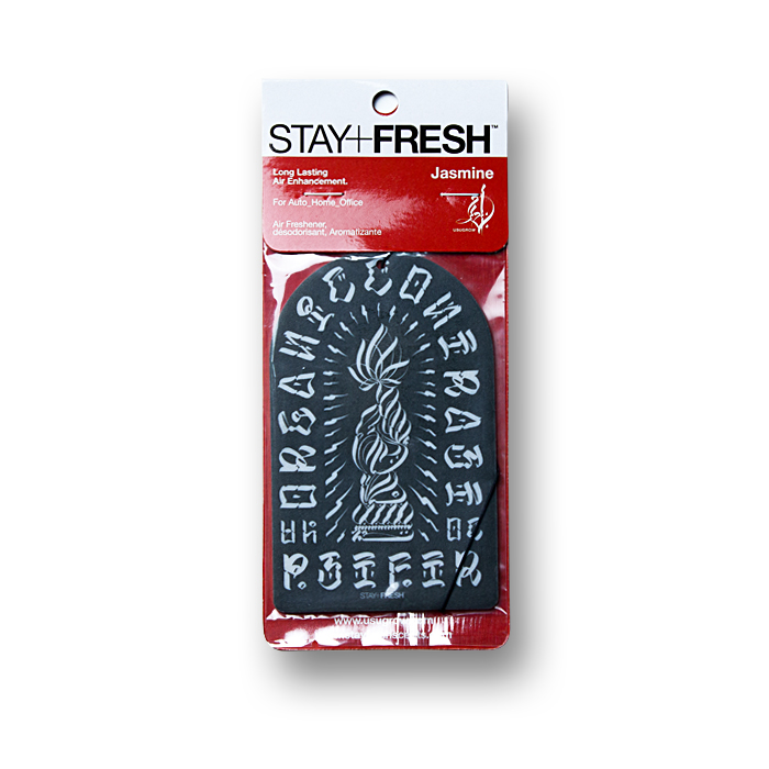 画像1: STAY FRESH x USUGROW / PST FTR Air Fresheners (1)