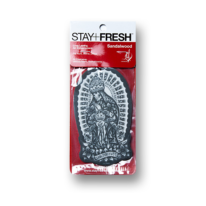 画像1: STAY FRESH x USUGROW / INK 4 LIFE Air Fresheners (1)