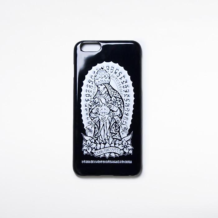 画像1: USUGROW / INK 4 LIFE iPhone 6 Plus case (1)